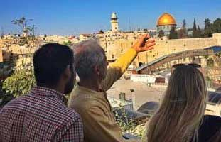 Israel Advocacy Tour – October 2016