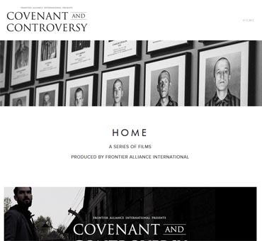 Covenant and Controversy