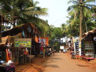 Goa Arambol India