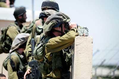 idf-troops