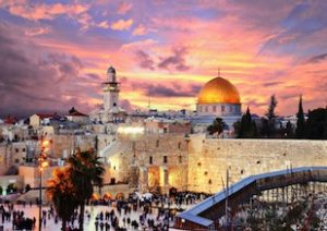 You're invited to tour Israel this October