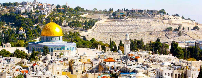 jerusalem mount of ascension