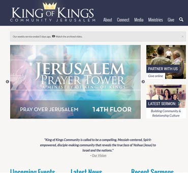 King of Kings Community Jerusalem