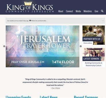 King of Kings Community Jerusalem