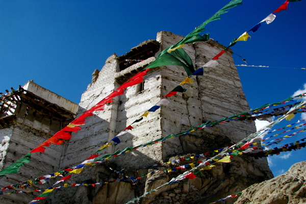 leh ladakh old fort
