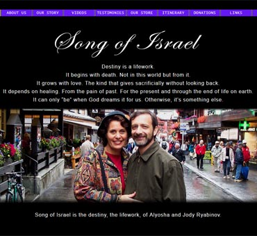 Song of Israel Ministries