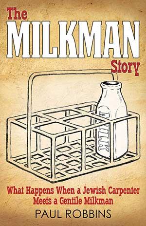 The Milkman Story Book - Author Paul Robbins