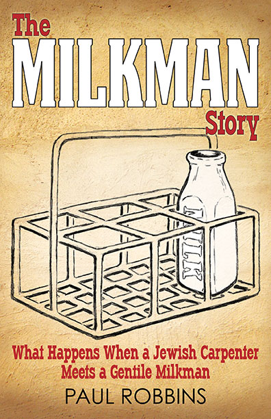 The Milkman Story Book - Author Paul Robbins